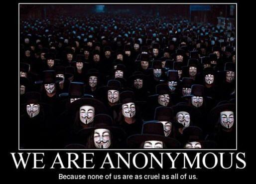 Golpe de estado en Anonymous