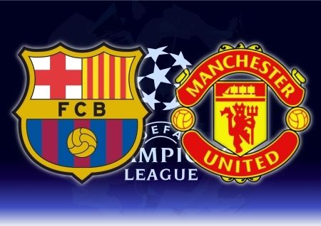 Final Champions League: F.C. Barcelona vs Manchester en directo