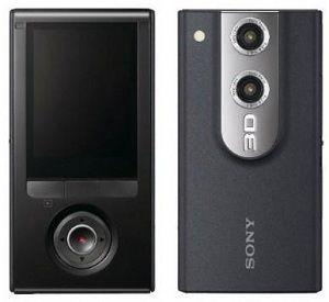 Sony Bloggie 3D, videocámara FullHD 3D de bolsillo