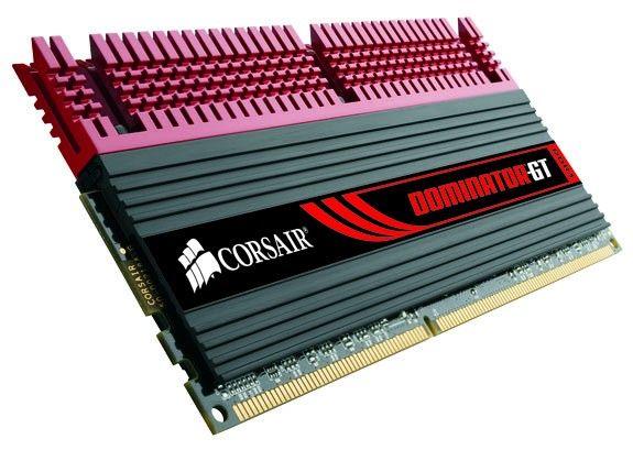 Nuevo kit Corsair Dominator, memorias DDR3 a 2.400 MHz 29