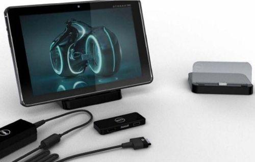 Dell Streak Pro, tablet Honeycomb de 10 pulgadas