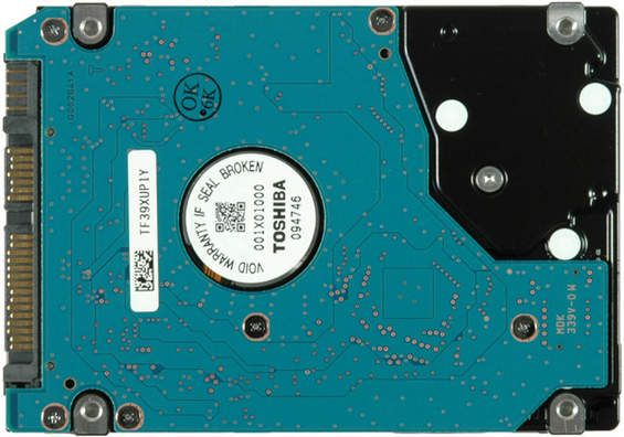 disque dur6 Q 246482 3 Toshiba MK1059GSM, 2,5 1 Tbyte