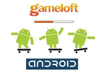 Gameloft presume de juegos HD para Android 28