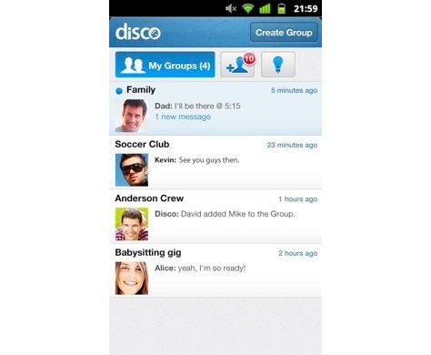 Google está preparando su propio WhatsApp, Google Disco