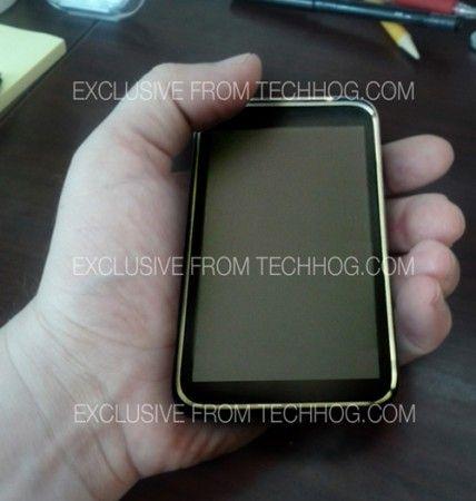 Primera imagen del futuro Google Nexus 3, todo pantalla 32