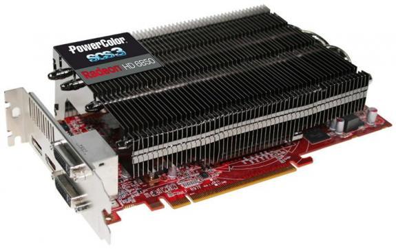 PowerColor lanza Radeon HD 6850 con refrigeración pasiva