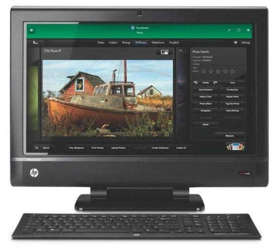HP TouchSmart 610, poderoso 'todo en uno' táctil 29