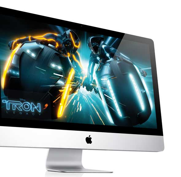Nuevos iMac con procesadores Intel Sandy Bridge, Thunderbolt y FaceTime HD