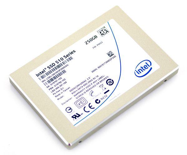SSD Intel 510 de 250 Gbytes