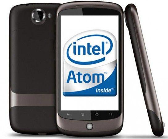 Intel promete (de nuevo) móviles x86 en 2012