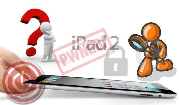 Jailbreak iPad 2 en el punto de mira, GeoHot se pone a ello