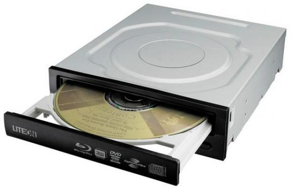 Combo Blu-ray Lite-On por 70 euros