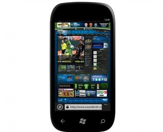 Presentación Windows Phone 7.1 Mango