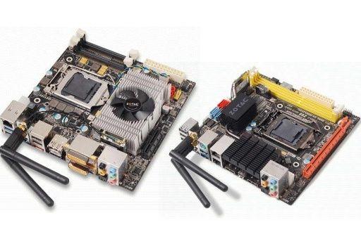 Nuevas placas base con Wi-Fi integrado mini-ITX Zotac para Sandy Bridge