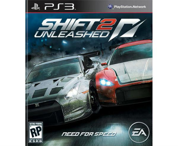Regalamos Need for Speed: Shift 2 Unleashed para PS3