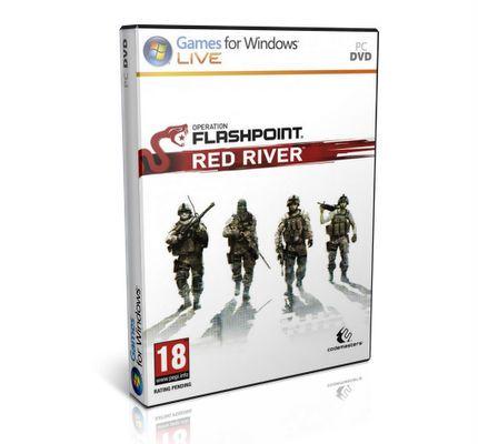 Ganador del juego Operation Flashpoint: Red River para PC