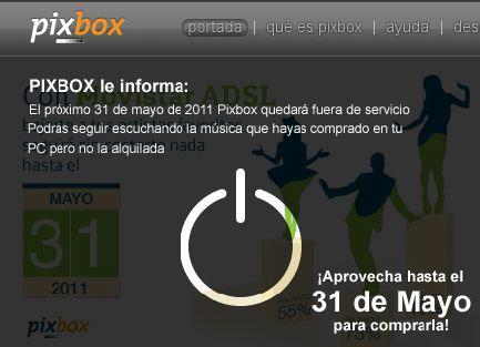 Movistar cerrará Pixbox el 31 de mayo 30