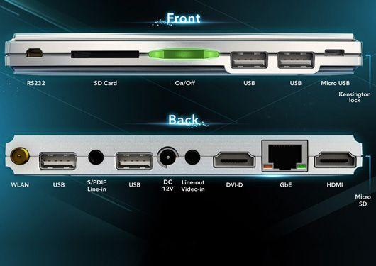 Trim-Slice, ordenador NVIDIA Tegra 2 de bolsillo 29