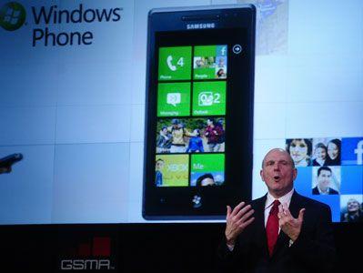 Las ventas de terminales con Windows Phone 7 'son catastróficas'