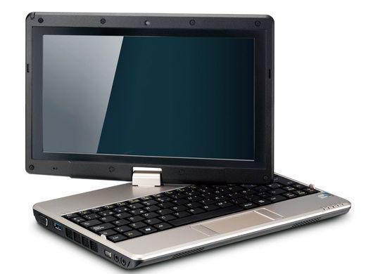 Netbook táctil GIGABYTE T1005