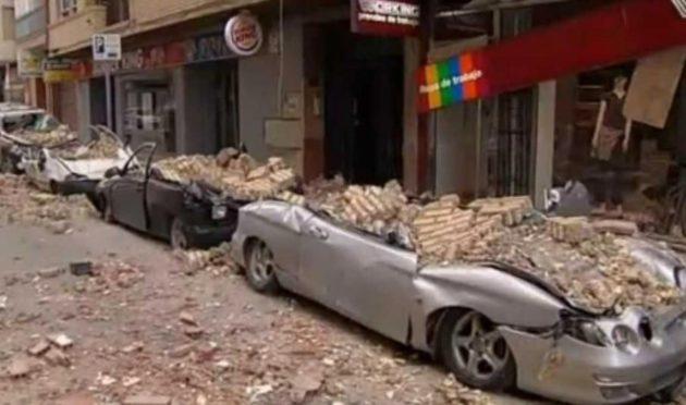 El terremoto en Lorca también sacude la Red de redes 28