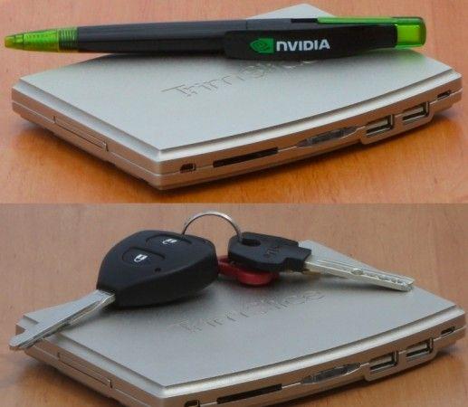 Trim-Slice, ordenador NVIDIA Tegra 2 de bolsillo