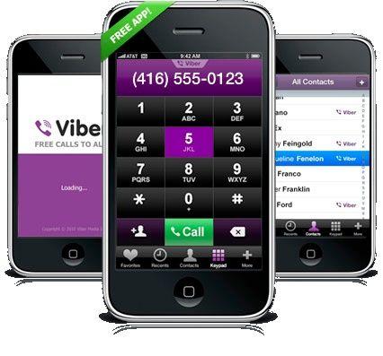 Viber llega a Android en versión beta, apúntate