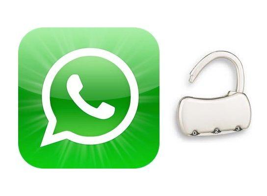 Descubierto problema de seguridad en WhatsApp
