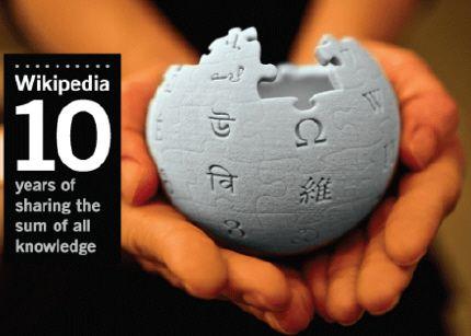 Colaboramos para que Wikipedia sea patrimonio digital de la humanidad
