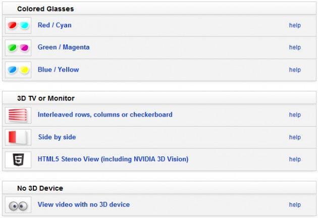 YouTube ya ofrece vídeos compatibles con NVIDIA 3D Vision 29