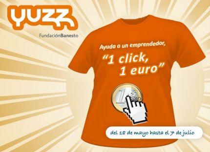 Ayuda a financiar los proyectos Yuzz con tu voto