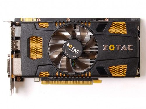 ZOTAC GeForce GTX 550 Ti Multiview