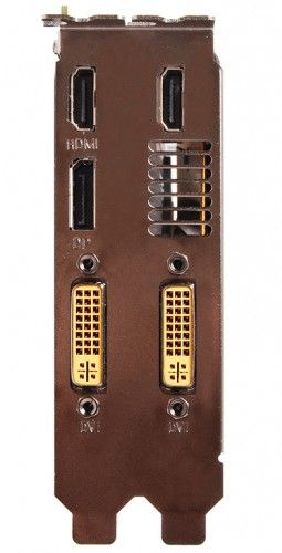 Zotac GeForce GTX 550 Ti Multiview