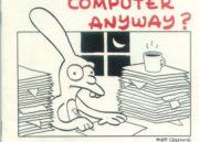 Publicidad Apple en 1989 de la mano de Matt Groening 31
