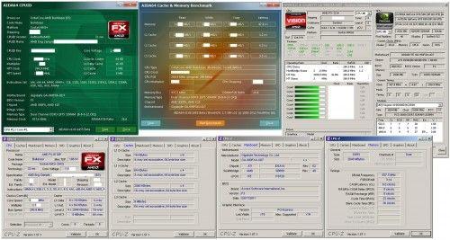 AMD Bulldozer alcanza 4,63 GHz mediante overclock 28