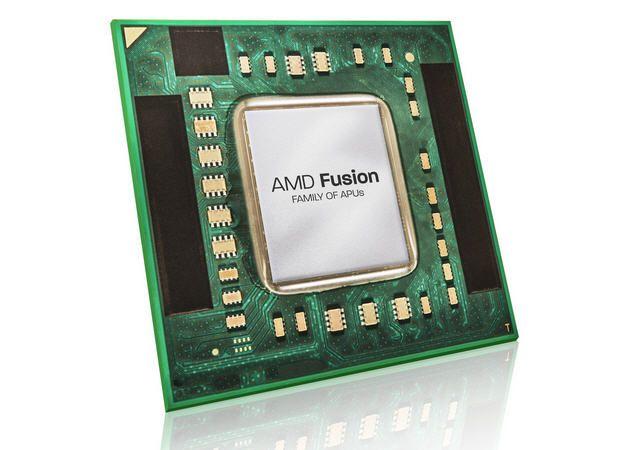 AMD Fusion A, presentación oficial