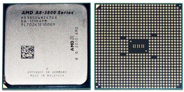 AMD APU Serie A 'Llano', lanzamiento y análisis 40