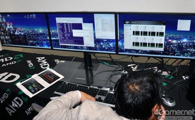 [E3 2011] AMD Scorpius, ideal para el juego PC 32