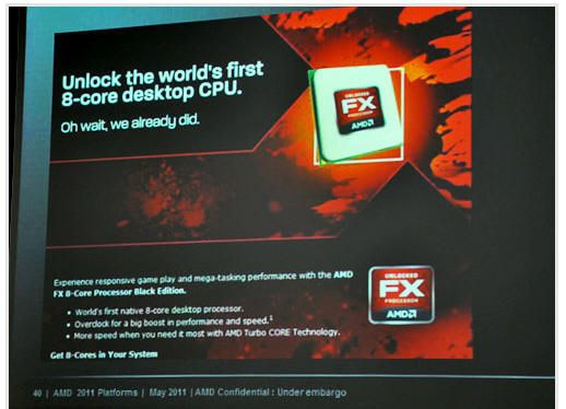 [E3 2011] AMD Scorpius, ideal para el juego PC
