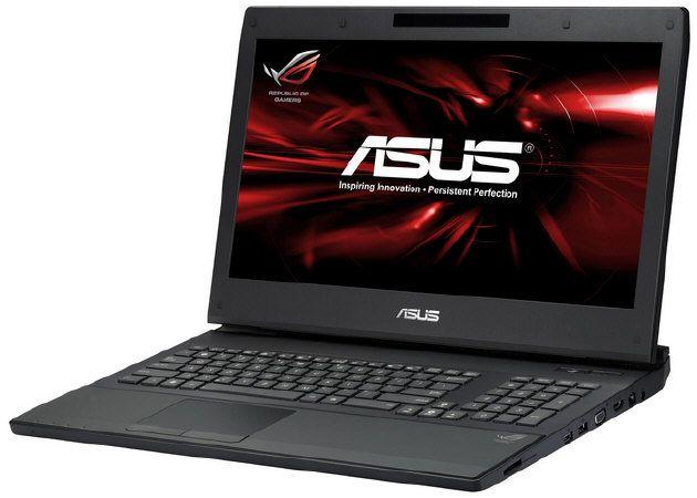 ASUS ROG G74, espectacular portátil para juegos