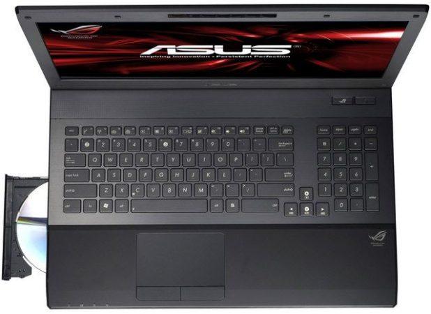 ASUS ROG G74, espectacular portátil para juegos 33