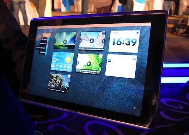 [Computex 2011] Acer Iconia M500: Atom y MeeGo en un tablet 36