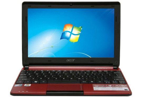 A la venta el netbook Aspire One AOD257 de Acer