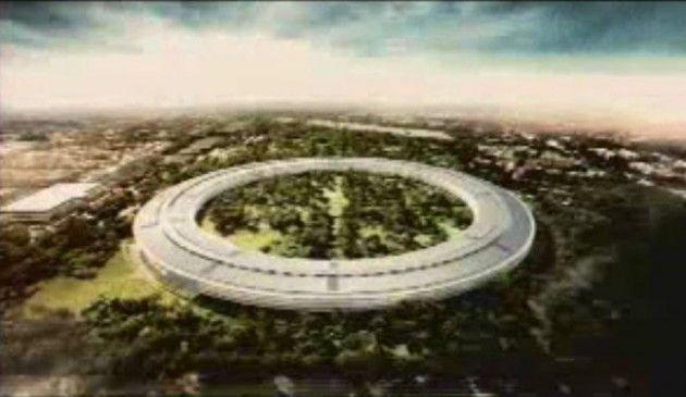 Jobs quiere un Apple Campus con capacidad para 12.000 personas