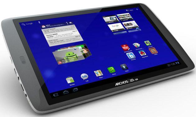 Archos G9, potentes tablets Android a buen precio