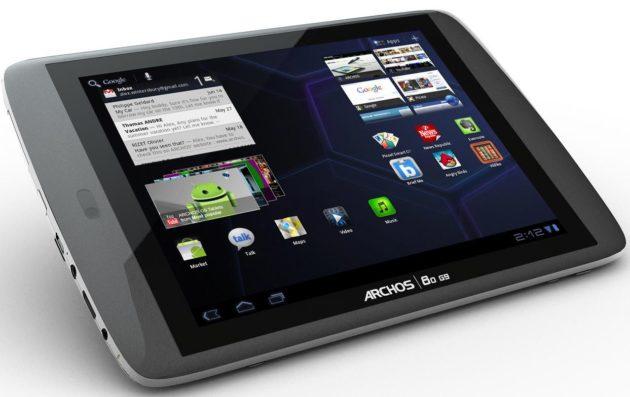 Archos G9, potentes tablets Android a buen precio 32