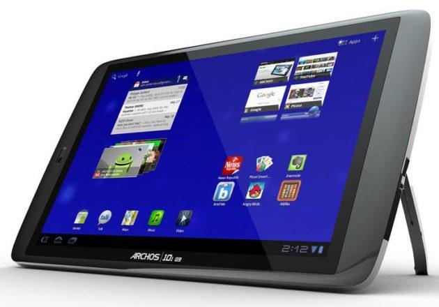 Archos G9, potentes tablets Android a buen precio 34