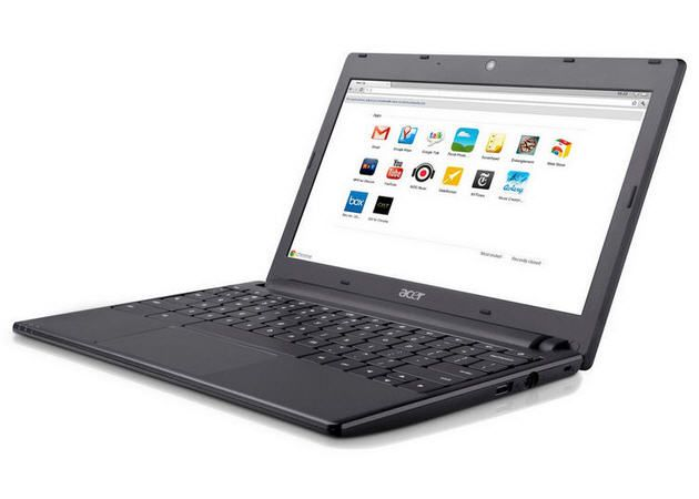 Los Chromebook ya están a la venta