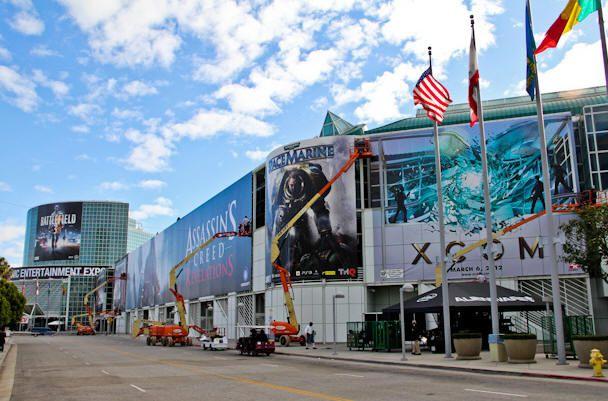 Comienza el E3 2011 33
