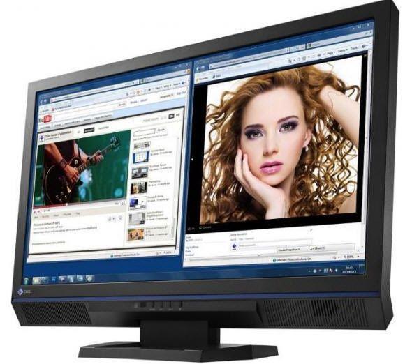 EIZO FORIS FS2332, monitor para consumo pero de calidad